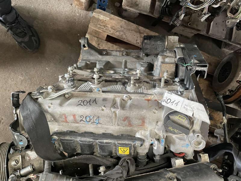 двигател Fiat Ford Lancia Tata - 1.2i - 2007-2015 код:6260392 / 169A4000 реф.номер 2011 на части