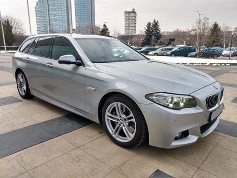 BMW 535 d M SPORT 313ps