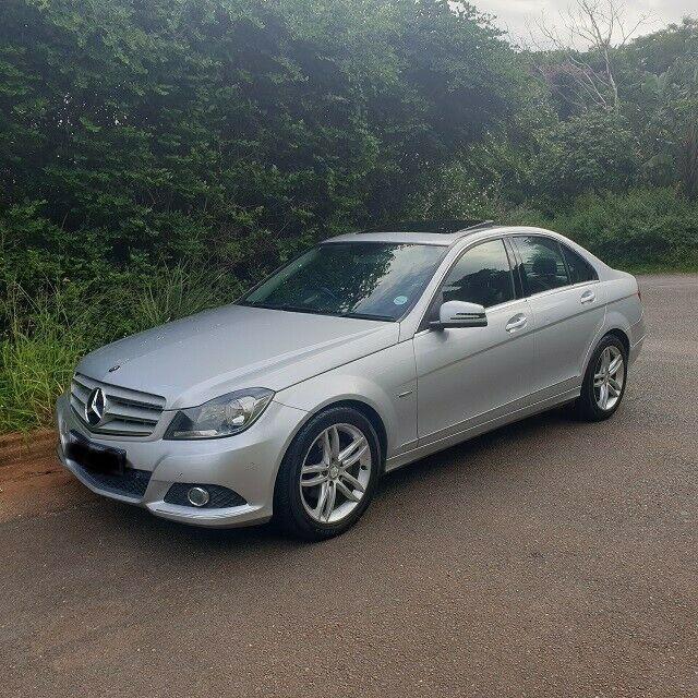 Mercedes-Benz C 350 CDI BlueEfficiency