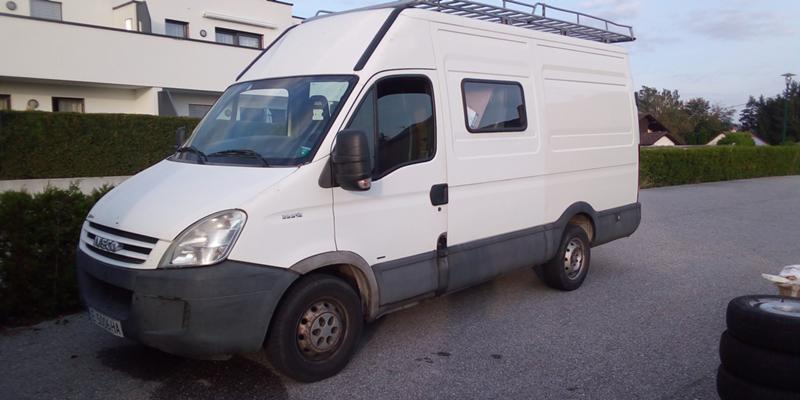 Iveco Daily 35C12 2008