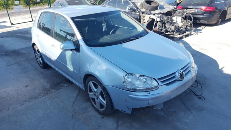 VW Golf 2.0TDI 6-скорости