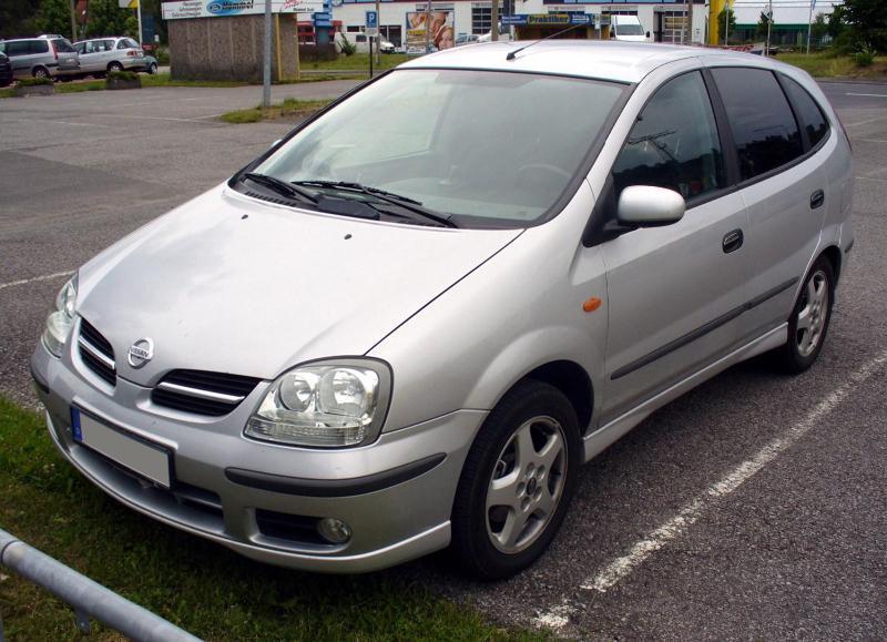 Nissan Almera tino 2.2 Di 114hp