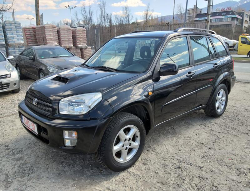 Toyota Rav4 2.0D4D