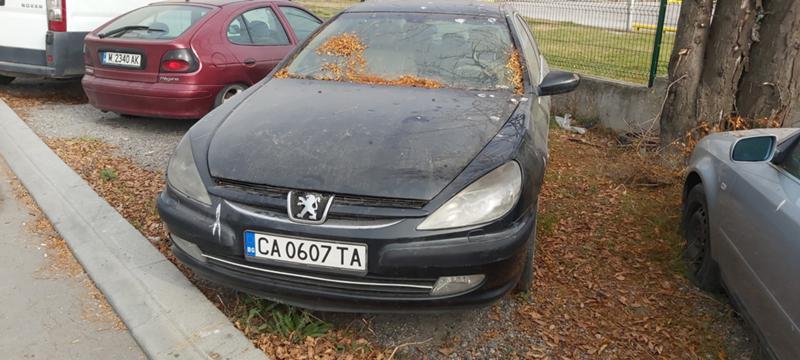 Peugeot 607 2.2 хди автом