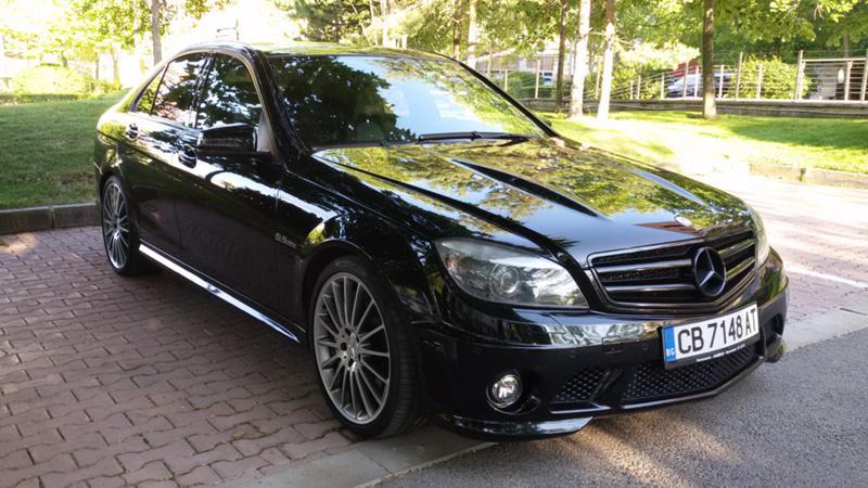 Mercedes-Benz C 63 AMG 6.3AMG