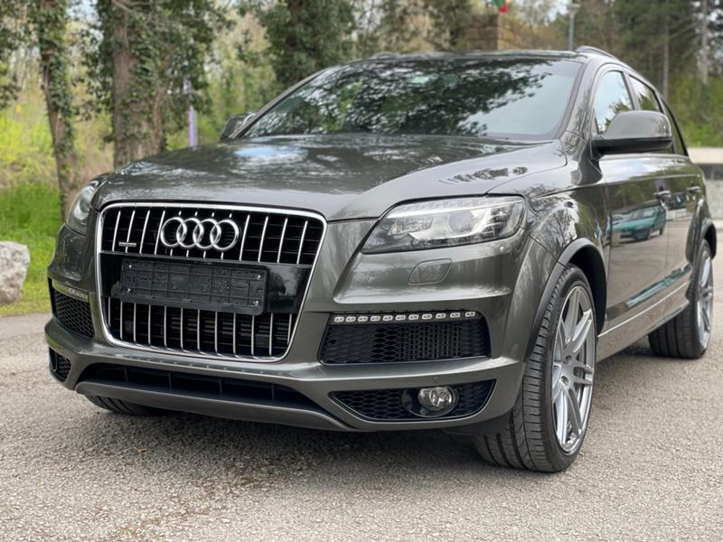 Audi Q7 Facelift*4.2TDI*S-line*FULL*6+1