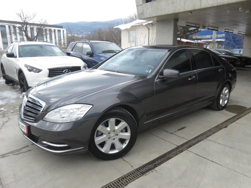 Mercedes-Benz S 600 L B7 Guard, 3xTV, Designo, Night Vision