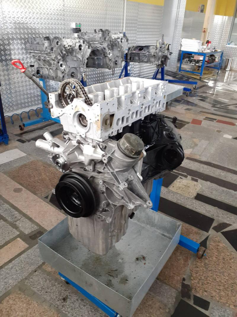 Mercedes-Benz Sprinter 516 НОВИ Двигатели за Мерцедес Спринтер !!!
