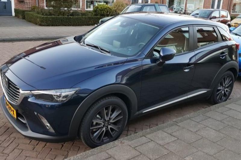 Mazda СХ-3 2.0 бензин