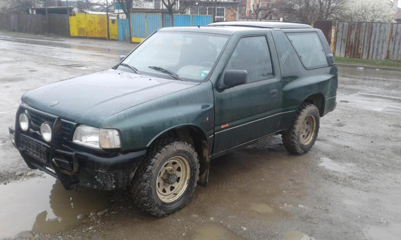 Opel Frontera 2.0i/на части