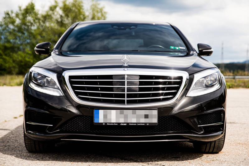 Mercedes-Benz S 300 HYBRID*AMG OPTIK*066 000 KM*
