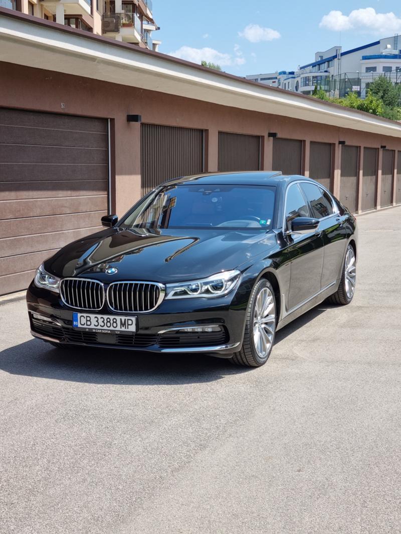 BMW 740 XDrive LASER