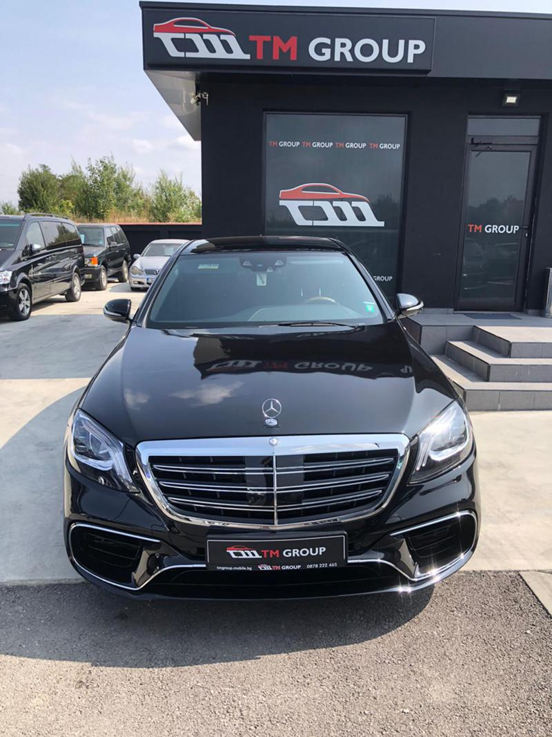 Mercedes-Benz S 350 PANORAMA*FULL FULL*AMG