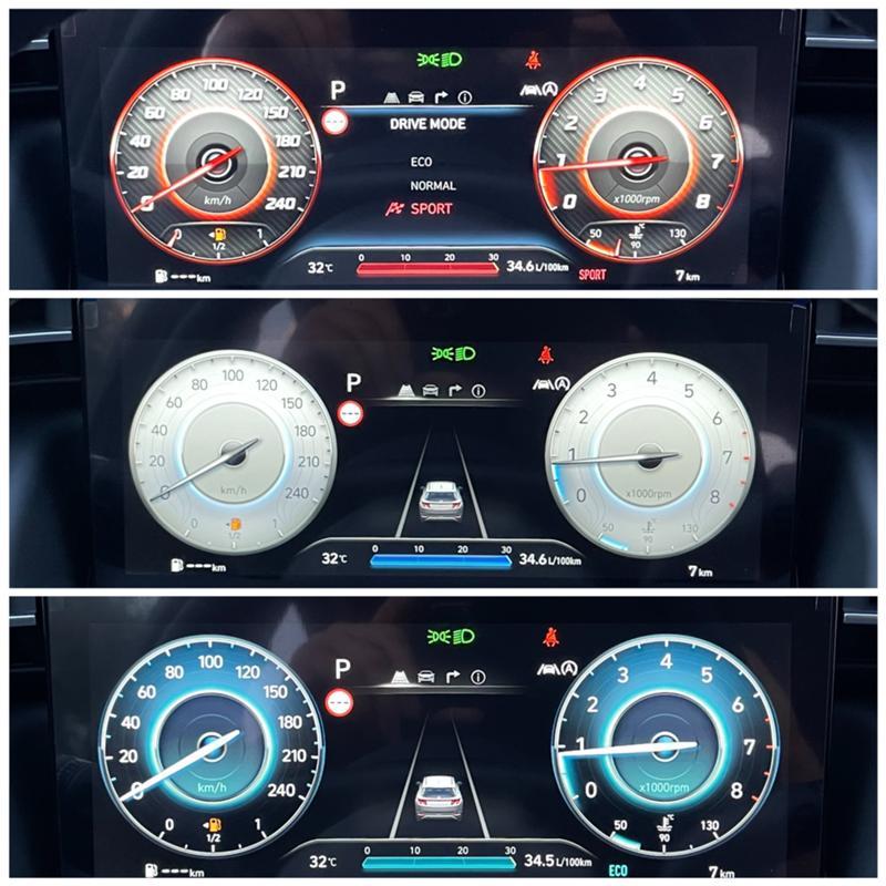 Hyundai Tucson Mild-HYBRID1.6T-GDi,48V/7-DCT, снимка 13