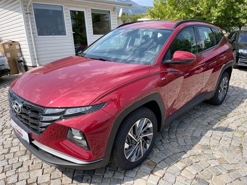 Hyundai Tucson Mild-HYBRID1.6T-GDi,48V/7-DCT