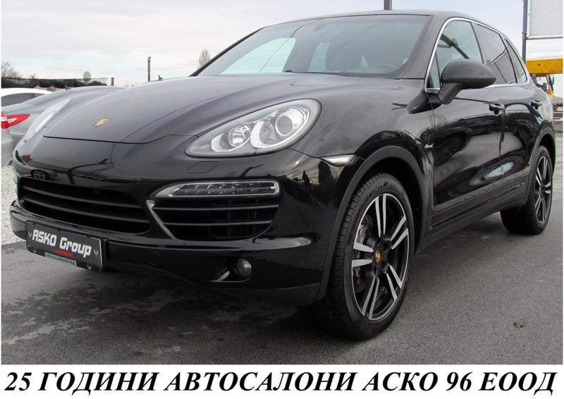 Porsche Cayenne СОБСТВЕН ЛИЗИНГ/DISEL/LED/SPORT/ГЕРМАНИЯ