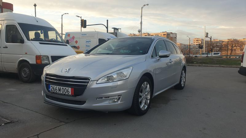 Peugeot 508 1.6 Turbo Allure Petrol