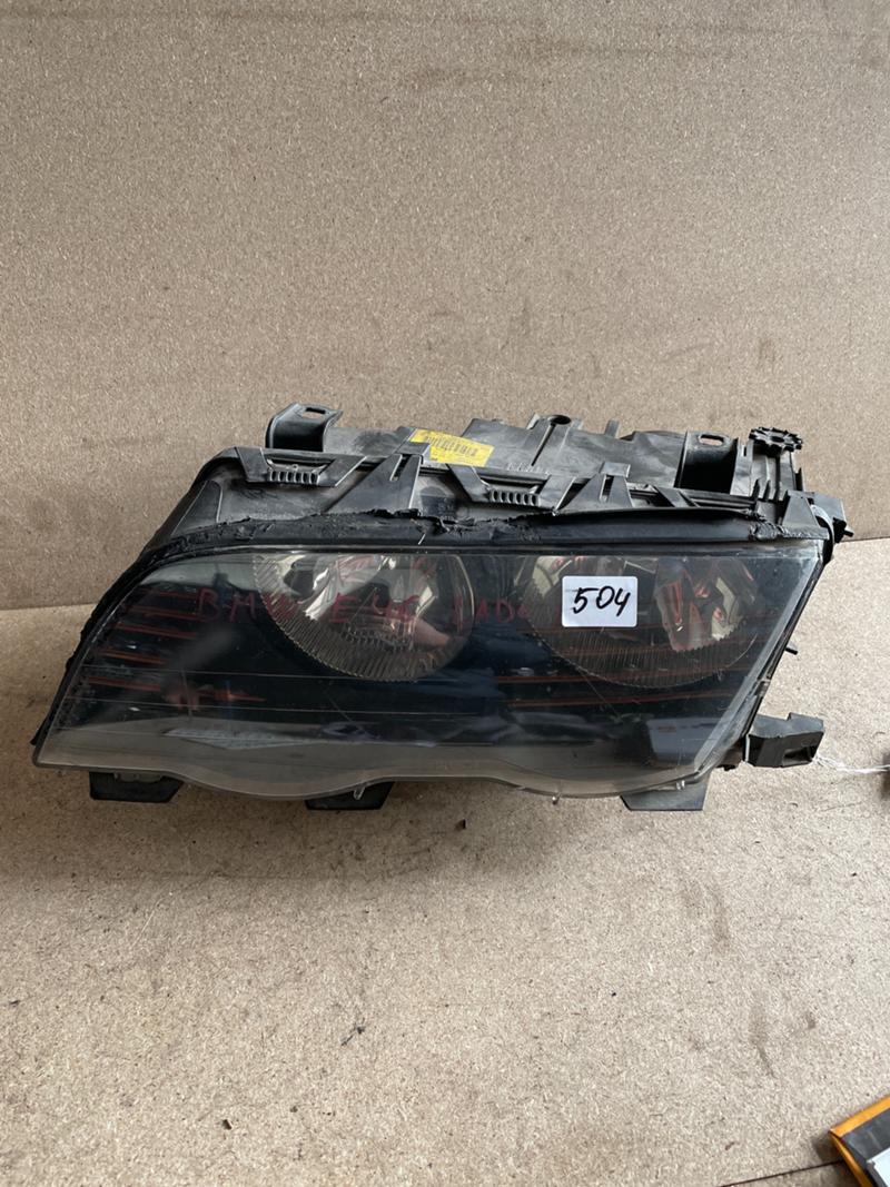 фар ляв BMW E 46  1998-01 реф.номер 504