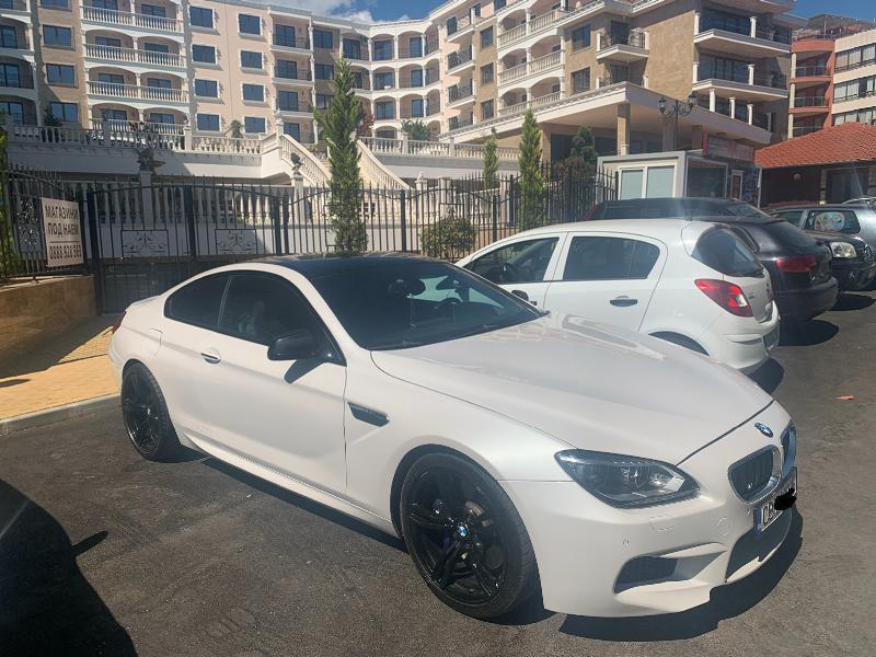 BMW 650 449 x drive M6