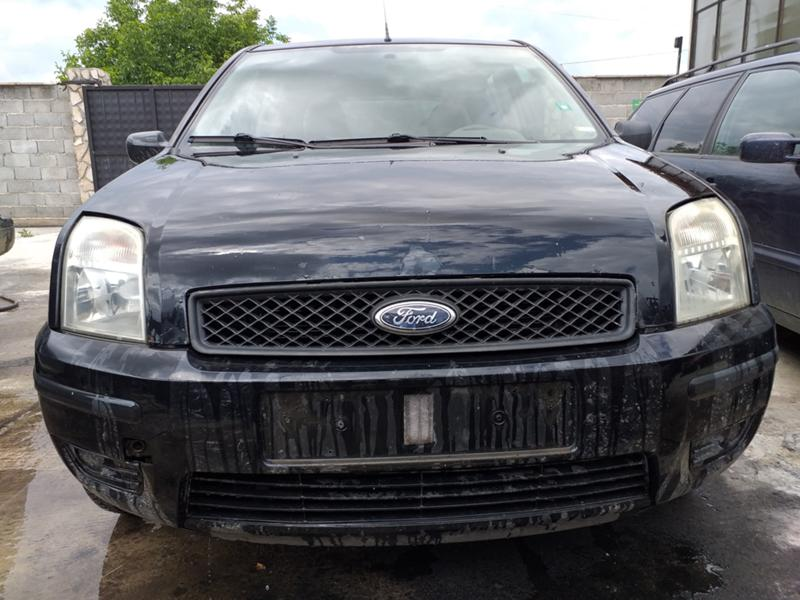 Ford Fusion 1.4 80к.с.