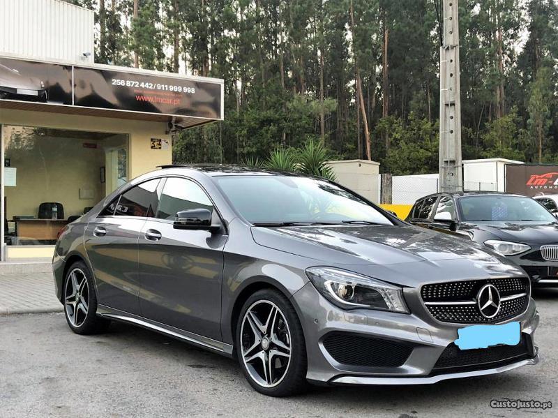 Mercedes-Benz CLA 220 d 180d 200d AMG