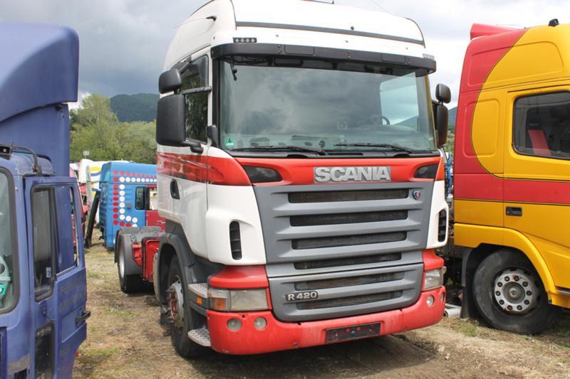 Scania R 420 ХИД.ПОМПА ЕВРО4,5