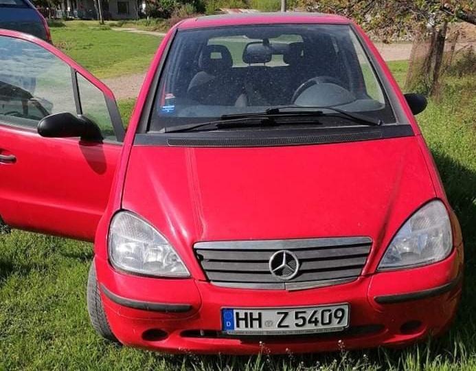 Mercedes-Benz A 140 А140