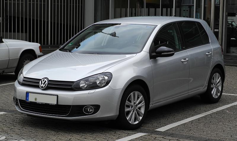 VW Golf 5 2.0 GTI