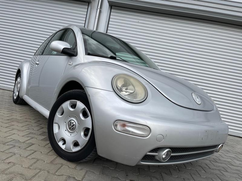 VW New beetle 1,6i bi-fuel GPL BRC,евро 4,климатик,подгрев,esp