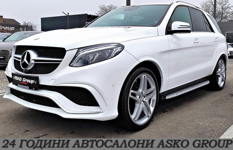 Mercedes-Benz GLE 350 6.3AMG*127хил.км*9GT*GERMANY*360KAMERA*ПОДГРЕВ*LIZ