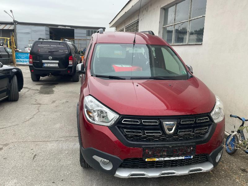 Dacia Dokker 36000км STEPWAY НОВА ..НОВА!!!