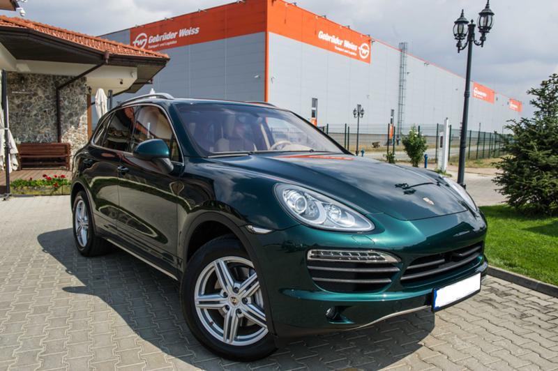 Porsche Cayenne S Germany