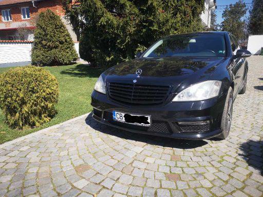 Mercedes-Benz S 350 S350 272К.С