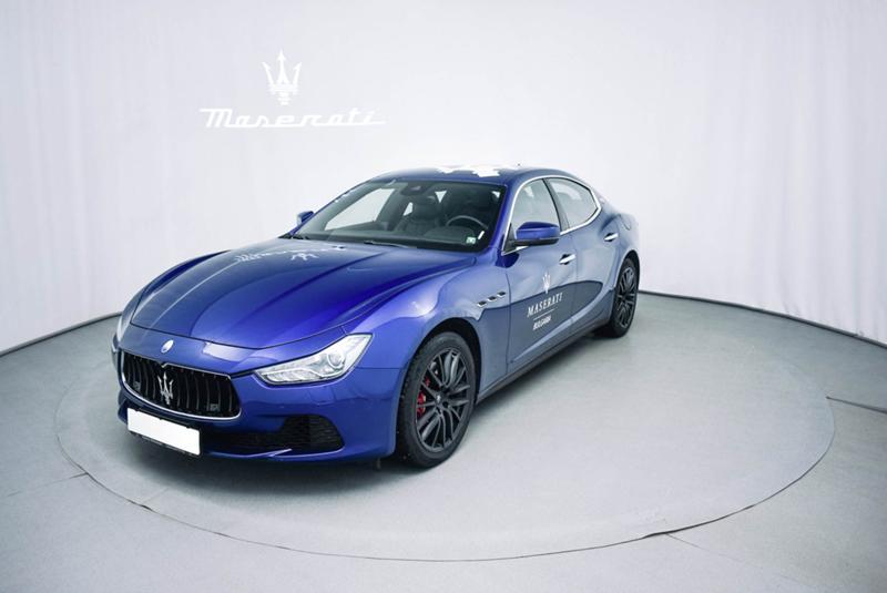 Maserati Ghibli 3.0 Turbodisel V6 275к.с.