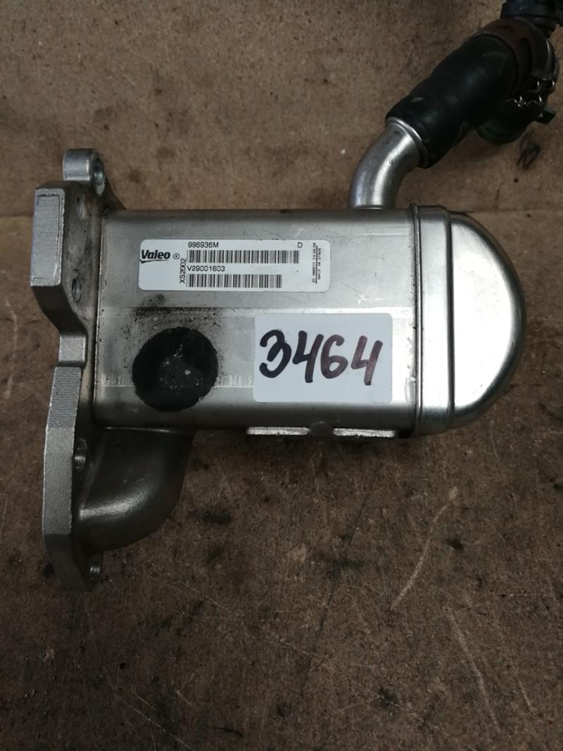 Оладител за EGR Renault Megane 3 - 1.9 Dci Diesel (131 Cv)  Ref.N.3464
