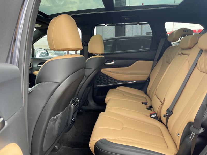 Hyundai Santa fe 2.2CRDI/6+1/модел 2021г., снимка 10