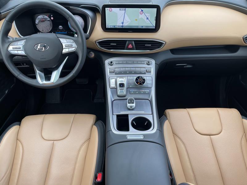 Hyundai Santa fe 2.2CRDI/6+1/модел 2021г., снимка 12