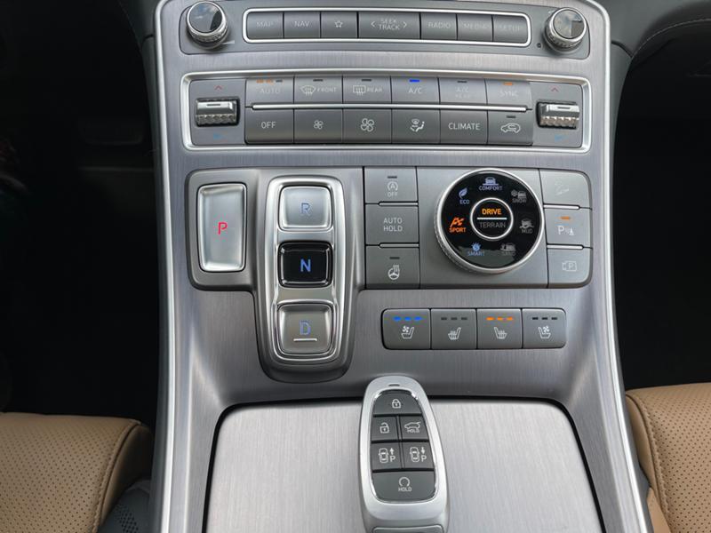 Hyundai Santa fe 2.2CRDI/6+1/модел 2021г., снимка 13