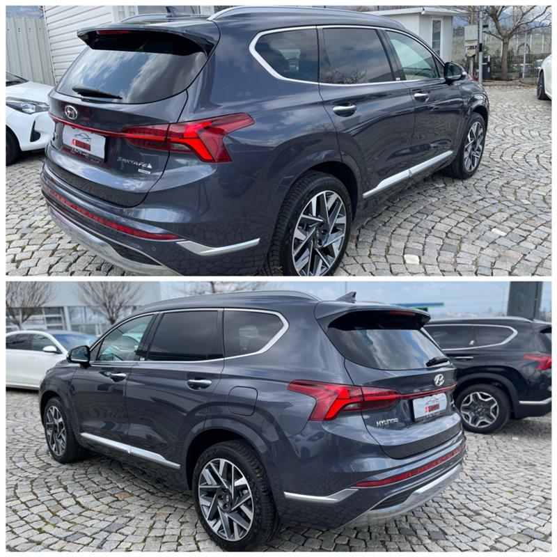 Hyundai Santa fe 2.2CRDI/6+1/модел 2021г., снимка 5
