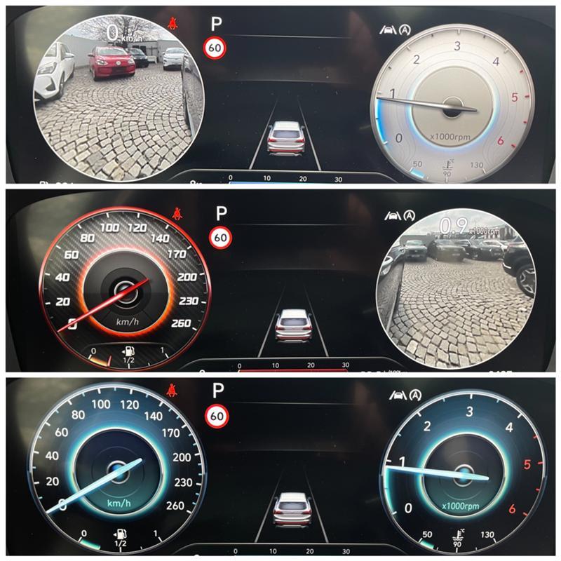 Hyundai Santa fe 2.2CRDI/6+1/модел 2021г., снимка 14