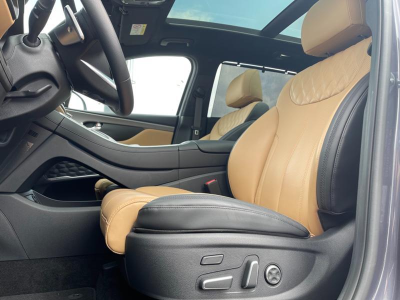 Hyundai Santa fe 2.2CRDI/6+1/модел 2021г., снимка 9