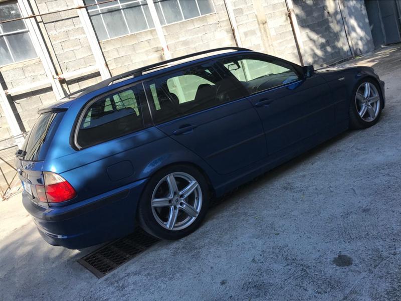 Джанти за BMW 320