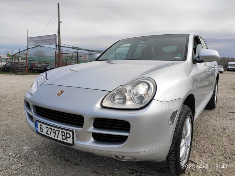 Porsche Cayenne 4.5 ГАЗ
