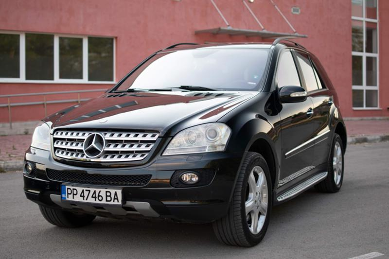 Mercedes-Benz ML 320 Offroad Pro Technik, снимка 3