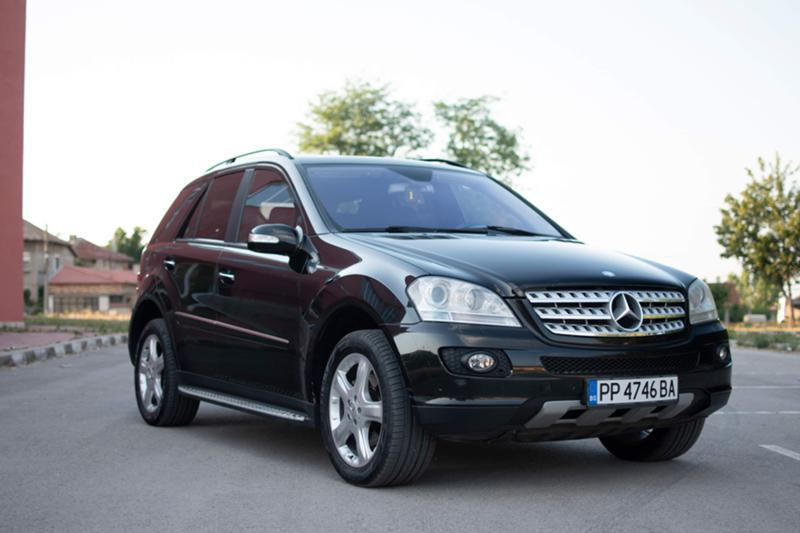 Mercedes-Benz ML 320 Offroad Pro Technik, снимка 1