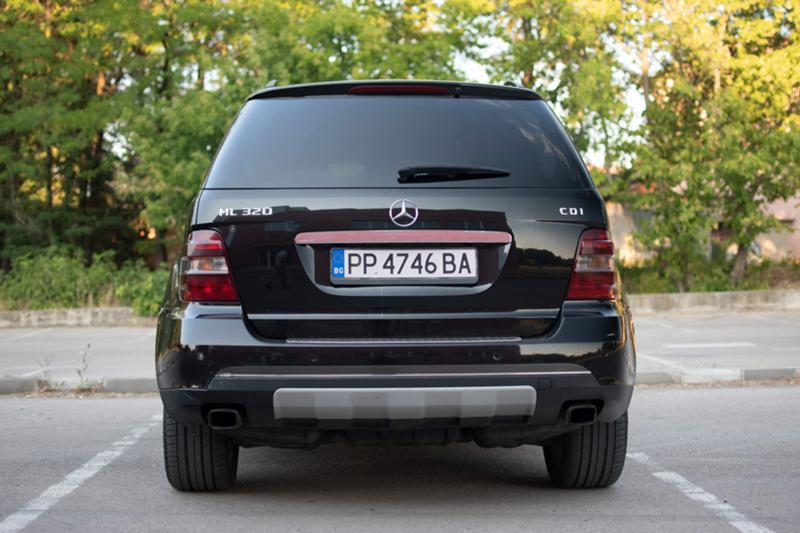 Mercedes-Benz ML 320 Offroad Pro Technik, снимка 5