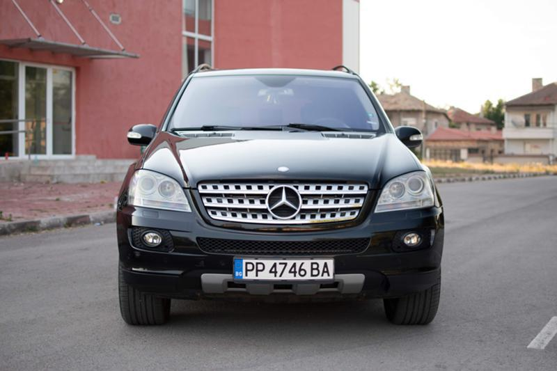 Mercedes-Benz ML 320 Offroad Pro Technik, снимка 2