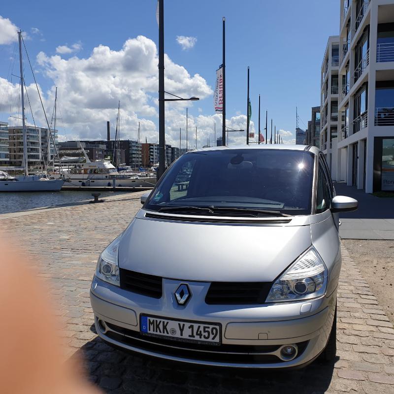 Renault Espace 2.0 D