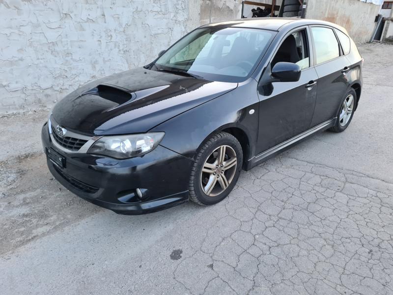 Subaru Impreza 2.0D 150к.с 4x4