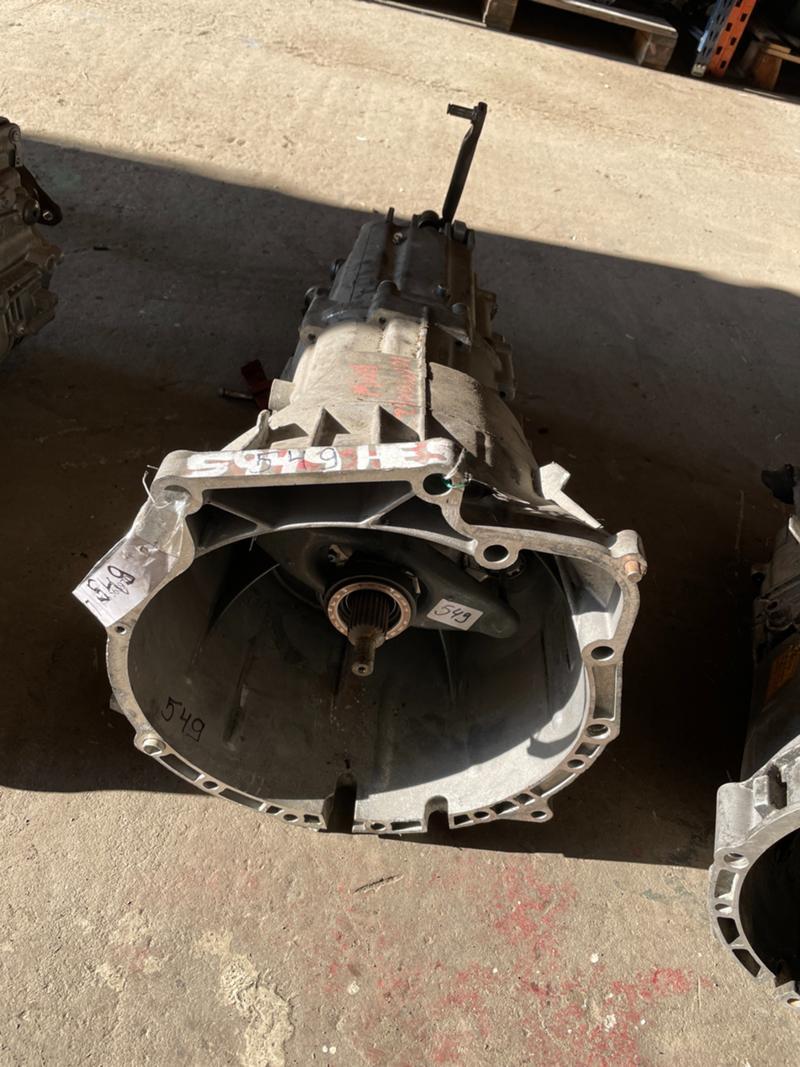6 степенна ръчна скоростна кутия BMW E90 E91 E81 E87 E88 163cv. 05-08 реф.номер 549